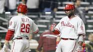 The Phillies went into the 2012 season expecting a sixth consecutive National League East division title. Their massive payroll, their past successes and their personnel made it hard to argue with their goals.