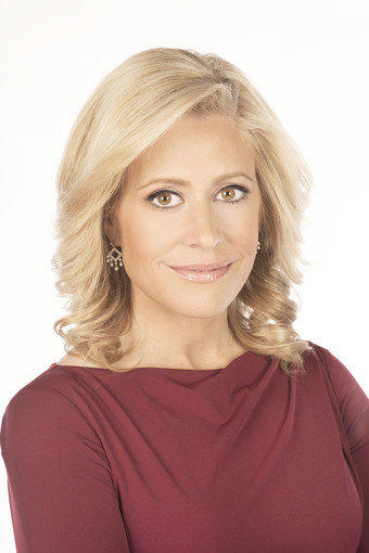 Television anchor Melissa Francis says that London is the only city that can compare to New York in terms of sheer energy and tempo.