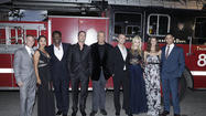 Cast of 'Chicago Fire'