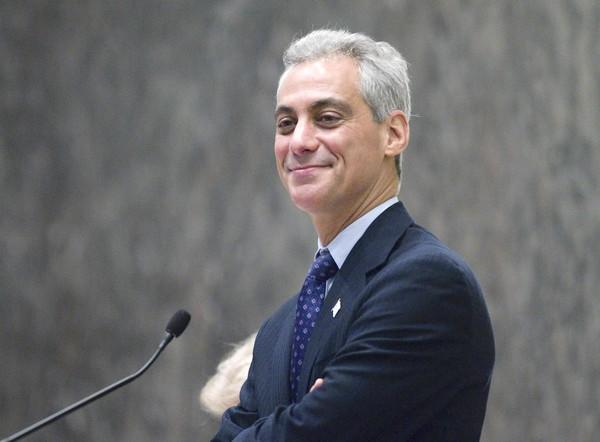 Mayor Rahm Emanuel says he expects a new commitment from the new ethics board members he named Wednesday.