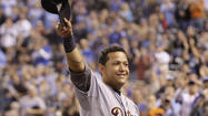 Cabrera wears the crown —the Triple Crown