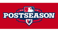 Full schedule for MLB wild-card and division series games