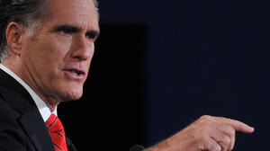 Fact check: Romney, Obama face off over education spending