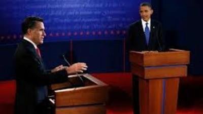 Mitt Romney dominates first TV debate with a distracted, lifeless Barack Obama