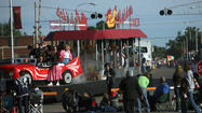 For seven years in a row, Centennial Homes has had the best overall float in the Gypsy Days Parade.