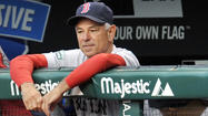 NEW YORK -- Bobby Valentine was making his last weekly radio appearance of the 2012 baseball season on ESPN New York when Michael Kay asked him if he believed Wednesday also would be his last game as manager of the Red Sox.