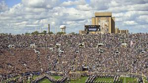 Teel Time: Notre Dame effect prompts ACC to retain 8-game football schedule