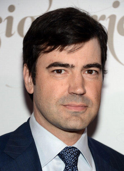 Actor Ron Livingston attends the Conde Nast Traveler Celebration of 'The Visionaries' and 25 Years of Truth In Travel at Alice Tully Hall on September 18, 2012 in New York City.