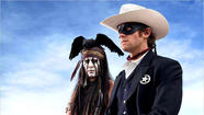 """The Lone Ranger"" has had an arduous journey to the big screen. Between budgetary concerns that shut the production down weeks before shooting was to begin and the recent death of a crew member, the <a id=""PECLB001381"" class=""taxInlineTagLink"" title=""Johnny Depp"" href=""http://www.latimes.com/topic/entertainment/movies/johnny-depp-PECLB001381.topic"">Johnny Depp</a>-starring western has been chock-full of complications."