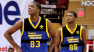 Under Armour's tie to Harrison twins creates needed buzz