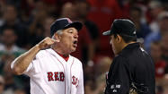 Bobby Valentine's Season As Red Sox Manager
