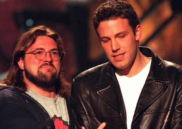 "Affleck spent the '90s appearing in cult classics like ""Dazed and Confused,"" ""Mallrats"" and ""Chasing Amy"" and formed a relationship with writer-director Kevin Smith. Since then, Aflleck has appeared in most of Smith''s films -- with varying success."