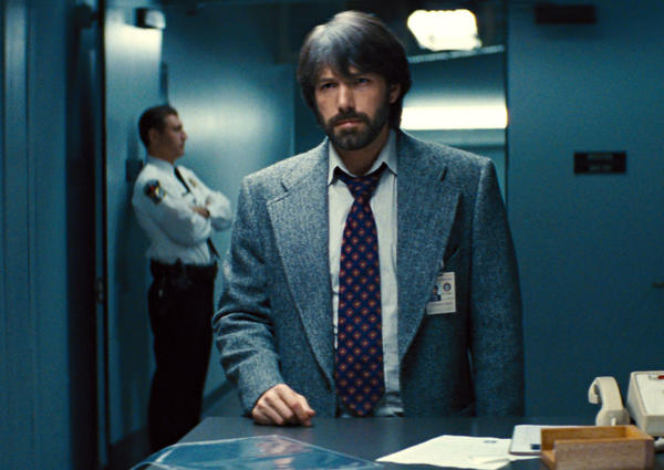 "The film world is abuzz with ""Argo."" <br /> <br /> The political thriller follows the 1979 Iran hostage crisis --  a joint effort by the CIA and Canadian government to rescue U.S. diplomats from the tumultuous nation. The plot, known as the ""Canadian Caper,""  disguised diplomats as a Canadian film crew scouting locations for their upcoming, albeit fictional, film ""Argo.""  <br /> <br/> Affleck, who also directs the film, leads the cast of Bryan Cranston and John Goodman, as Tony Mendez, the CIA exfiltration expert who orchestrated it all."