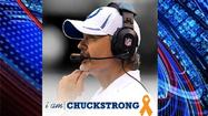 Colts honor Coach Pagano with CHUCKSTRONG campaign