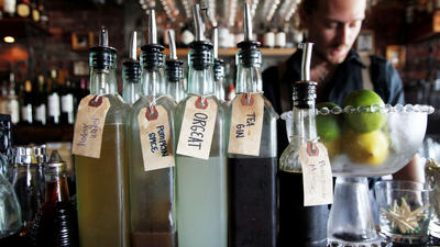 Boutique spirits for choosy drinkers