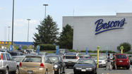 Boscov's department store returned to its former spot in Baltimore on Friday as an anchor of White Marsh Mall.