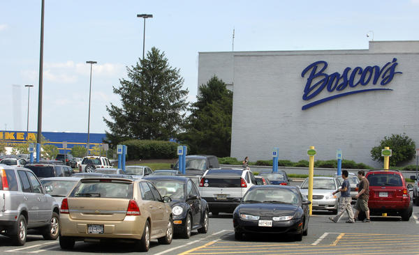 Boscov's will reopen at White Marsh Mall after a four-year absence.