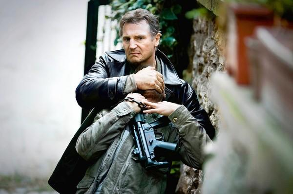 "Liam Neeson returns to the role of an ex-CIA operative with ""a set of very special skills,"" in ""Taken 2."""