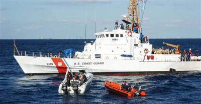 Coast Guard Chandeleur