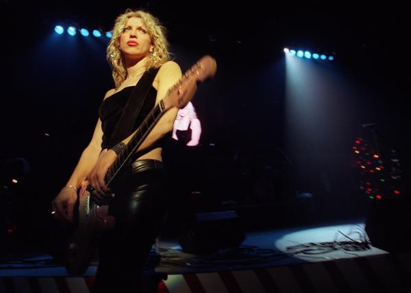 A memoir from Courtney Love, slated for fall 2012, has been postponed.