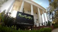 Vanessa Bolano takes you inside The Mortuary Haunted House.