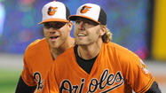 Foot injury won't keep Orioles first baseman Mark Reynolds out of wild-card game