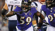 Dannell Ellerbe finds his place with the Ravens' defense