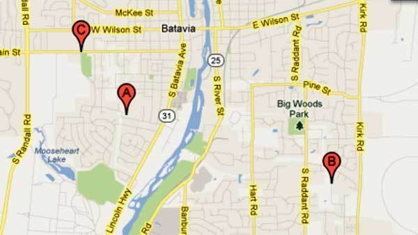 Batavia schools where bacteria was found