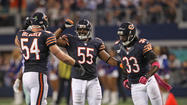 It doesn't look like a fair fight. The Bears, fresh off an explosive blowout victory over the Cowboys on the national stage, against the Jaguars, who've been outscored 54-17 at EverBank Field and are 1-3.