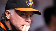 Buck Showalter is in need of some coffee.