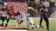 Ravens RB Ray Rice against Chiefs ILB Derrick Johnson