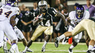 Pictures:  UCF Knights vs. East Carolina Pirates