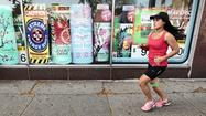 As part of her marathon training, Daisy Carranza has taken an over-the counter pain reliever nearly every day for the last several months.