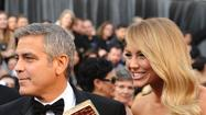 <strong><strong>George Clooney</strong></strong> and <strong><strong>Stacy Keibler</strong></strong> are still very much in love.