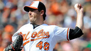 <a>Orioles</a> manager Buck Showalter has put his team's playoff hopes in the hands of veteran left-hander Joe Saunders, who has been tabbed to start tonight's do-or-die American League wild-card playoff game at Rangers Ballpark.
