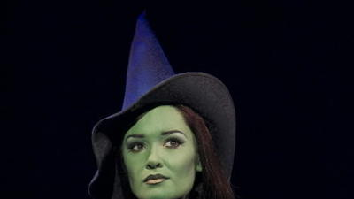 Behind the 'Wicked' witch's iconic skin color