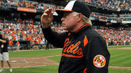 Orioles manager Buck Showalter doesn't buy into Texas-sized plotlines