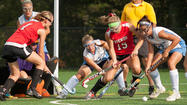 Friends at DeSales Field Hockey [Pictures]