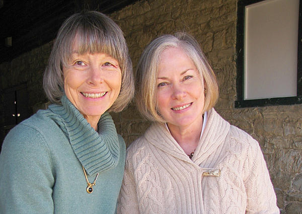 Sister-in-laws Maxine Beck and Marie Lanser Beck have written Royers of Renfrew  Threads of Change, the second in their trilogy that chronicles the Royer family.