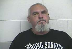 David Salyers, 59, of Elk Horn, is being held today in the Casey County Detention Center under a $1-million cash bond after being charged with complicity to commit murder in the Sept. 26 death of Wendell Gleason Pyles of Adair County, who was shot three times in the head while working alone in a pallet mill at Tarter Manufacturing Co. in Dunnville.