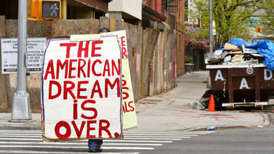 Is the American Dream Dead?