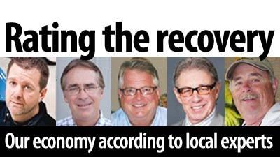Local business executives sound off