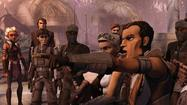 'Star Wars: The Clone Wars' preview: The rebellion begins in 'A War on Two Fronts'