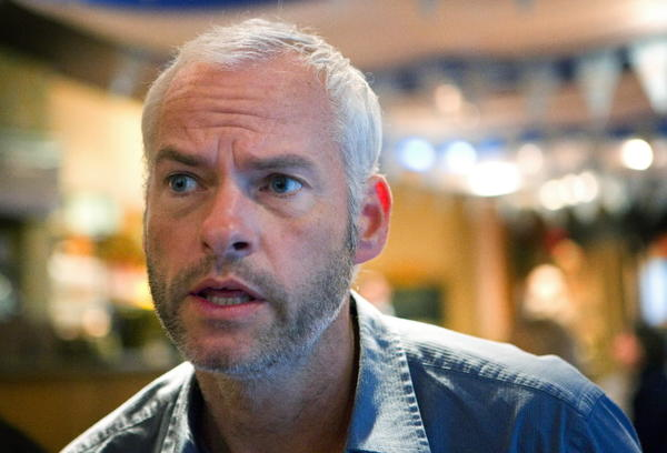 """Seven Psychopaths"" writer/director Martin McDonagh."