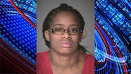 An Indianapolis mother faces more than a dozen felony charges after investigators say video showed her repeatedly choking her 15-month-old son at a hospital.