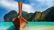 Thailand's remarkable Maya Bay