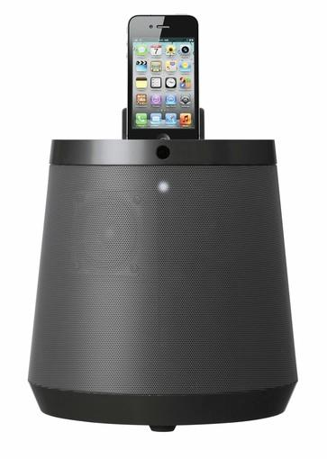 Onkyo's RBX-500 iLunar music system.