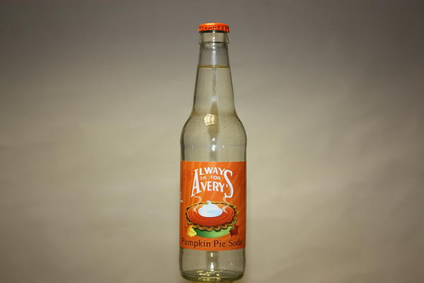 Connecticut's own Avery's Beverages has a seasonal Pumpkin Pie soda, available through Thanksgiving. Find it at Avery's bottling facility, 520 Corbin Ave. in New Britain and at Stew Leonard's in Newington. Single bottles are $1 each.