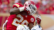 The Kansas City Chiefs have pledged to work on protecting the football. The Ravens are hoping that the Chiefs will wait another week before finding the solution.