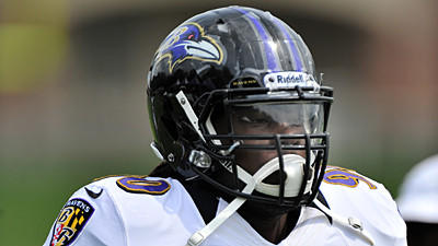 Pernell McPhee: 'I'm better than what I'm playing'